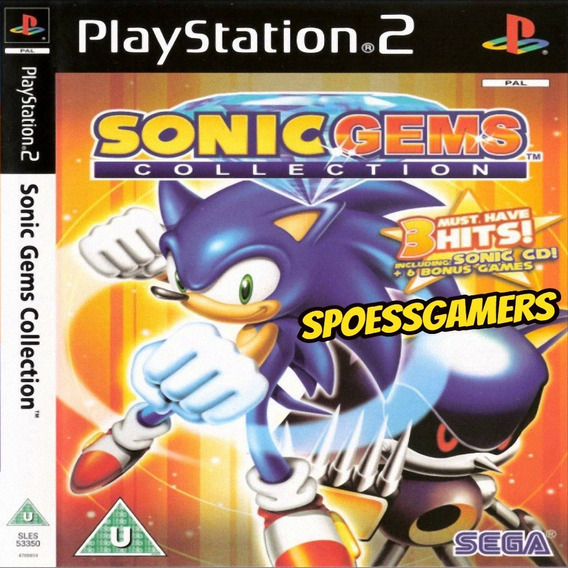 Sonic Gems Collection Ps2 Patch ...
