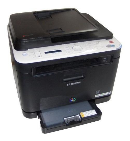 Multifuncional Laser Color Samsung Clx 3185w C/ Wifi Usada
