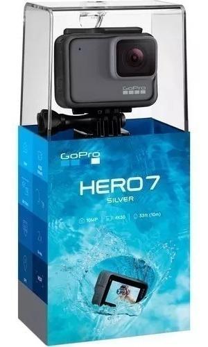 Gopro Hero 7 Silver - Envio Imediato - Nota Fiscal