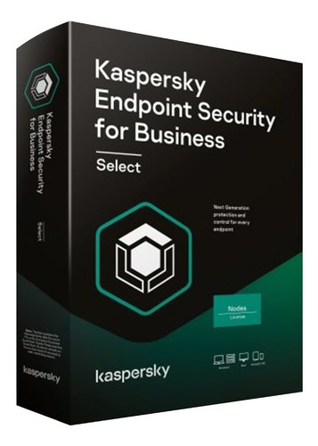 Kaspersky Endpoint Security Select 1 File Server 1 Año