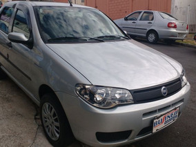 Fiat Palio 1.0 Mpi Fire Celebration 8v Flex 4p 2007 Prata