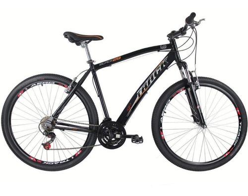 Bicicleta Track Bikes Black 29 Aro 29 Suspensão 21 Marchas