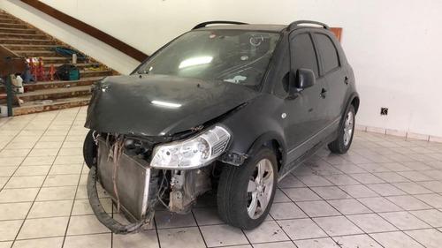 Sucata Suzuki Sx4 2013 Para Retirada De Peças