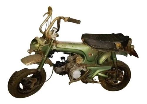 Minimoto Honda -ano 1970 - Modelo St 70 - 72cc - 3 Marchas