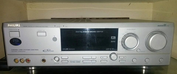 Receiver Dolby Surround Philips Ac 3 Usado