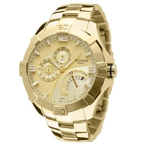 Relógio Technos Masculino Legacy Jr00ah/4x