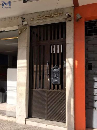 Apartamento Com 2 Dorms, Centro, Niterói, Cod: 138 - A138