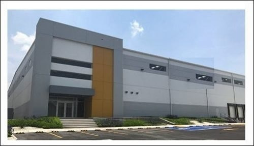 Nave Industrial / Industrial Building, Queretaro,
