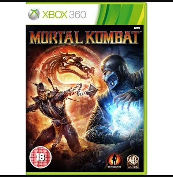 Mortal Kombat 9 Midia Digital Original