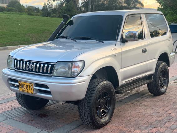Toyota Prado Sumo 2.7 Anfibia Suspensión