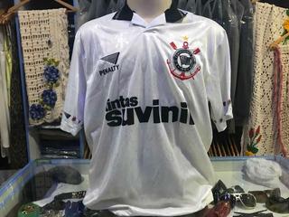 Camisa Corinthians 1995