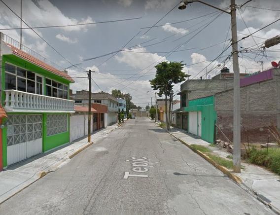 Bonita Casa En Remate Jardines De Morelos,ecatepec