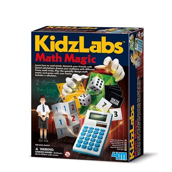 4m Kidzlabs - Math Magic