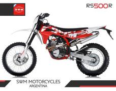 Swm Rs500r Enduro---no Beta/crf/sherco/husqvarna/yz/ktm