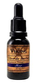 Óleo Para Barba Viking Mar 30ml Oferta