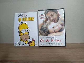 Kit Com 2 Dvds