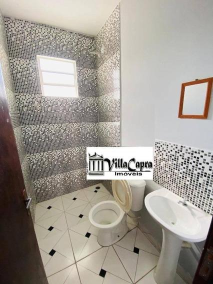 Casa Para Locação Em São José Dos Campos, Jardim Santa Júlia, 2 Dormitórios, 1 Banheiro, 2 Vagas - 1729a_1-1474289