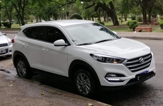 Hyundai Tucson 2.0 16v Automatica