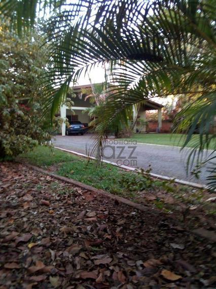 Chácara Com 3 Dormitórios À Venda, 1066 M² Por R$ 550.000 - Chácara Cruzeiro Do Sul - Sumaré/sp - Ch0079