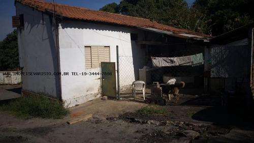 Chácara Para Venda Em Limeira, Recanto Laranjais, 1 Dormitório, 1 Banheiro - 3068_1-1162642