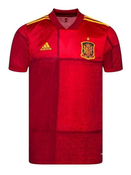 Camisa De Futebol Da Seleção Espanha Home Pronta Entrega