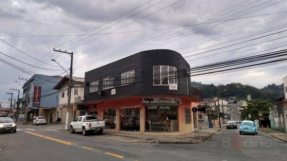 Sala Para Alugar, 100 M² Por R$ 1.600,00/mês - Água Verde - Blumenau/sc - Sa0044