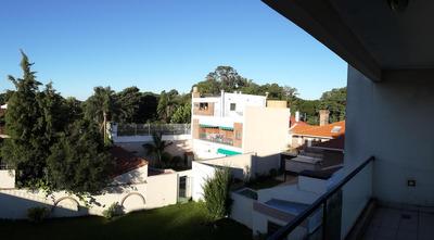 Muy Luminoso, Dos Dormitorios Con Balcon A Media Cuadra De La Costanera