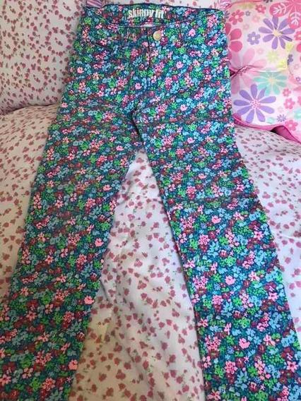 Pantalón Carters Talle 6x Para Niñas Nuevo