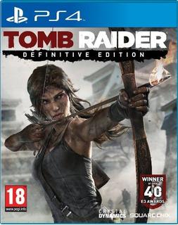 Edición Definitiva De Tomb Raider (ps4)