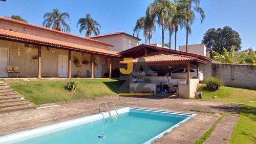 Chácara Com 4 Dormitórios À Venda, 1250 M² Por R$ 870.000,00 - Chácara Vitória - Amparo/sp - Ch0668
