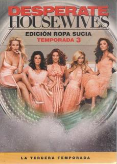 Desperate Housewives Amas De Casa Desesperadas Temporada 3