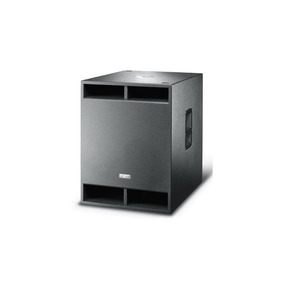 Fbt X Sub 18sa 18 Subwoofer Ativo - Made In Italy