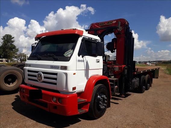 Vw 23220 Truck Munck Luna 47