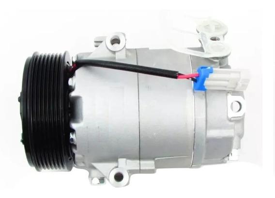 Compressor Ar Condicionado Linha Fiat Motor Gm = Palio 1.8 / Idea 1.8 / Strada 1.8 / Doblô Adventure