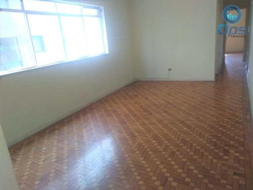 Apartamento Com 3 Dorms, Embaré, Santos, Cod: 5144 - A5144
