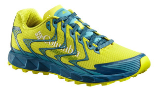 Zapatillas Trail Running Columbia Rogue F.k.t Ii Hombre