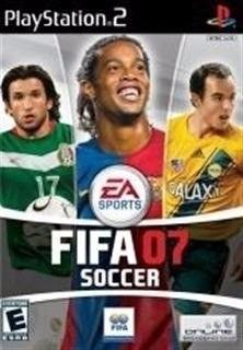 Dvd Ps2 Original - Fifa 07
