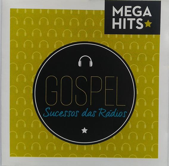 Cd Gospel Sucessos Das Radios - Mega Hits