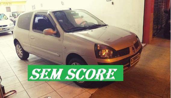 Renault Clio 2004 Financiamento Om Score Baixo Ficha No What