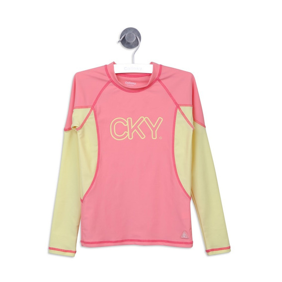Polera Playa Playa Damasco Girl Colloky