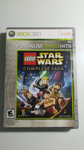 Lego Star Wars The Complete Saga Xbox 360 Lenny Star Games