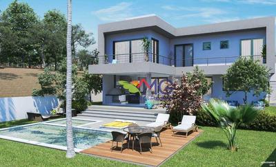 Casa Com 4 Dormitórios À Venda, 378 M² Por R$ 2.300.000 - Porto Atibaia - Atibaia/sp - Ca0270
