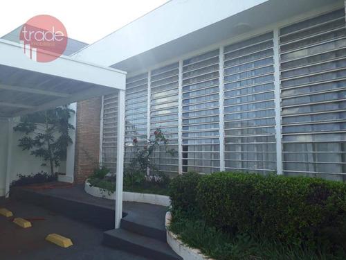 Casa Com 3 Dormitórios Para Alugar, 188 M² Por R$ 4.500,00/mês - Jardim Sumaré - Ribeirão Preto/sp - Ca4130