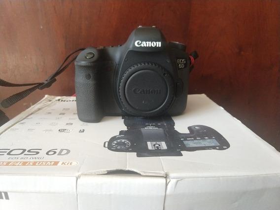 Maquina Fotográfica Canon 6d