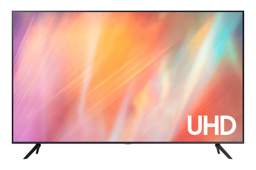 Imagem 1 de 9 de Smart Tv Samsung 55'' 4k Uhd Crystal Lh55beah Tizen 3 Hdmi