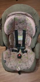 Assento Carro Bebê Safety 1st Alpha Elite Marron/rosa