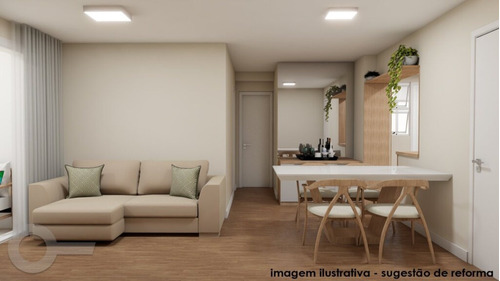 Imagem 1 de 9 de Apartamento Padrão Em São Paulo - Sp - Ap0218_rncr