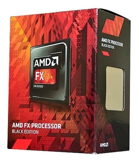 Processador Amd Fx-6300 Black Edition Box! Am3+ / 6 Núcleos!