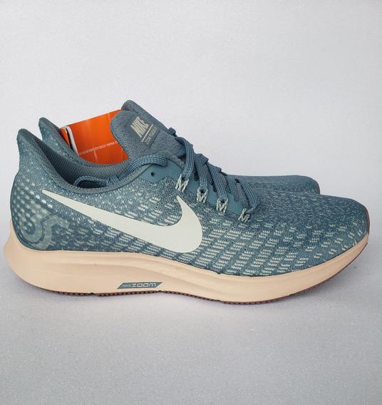 Tênis Nike Air Zoom Pegasus 35 Azul Running