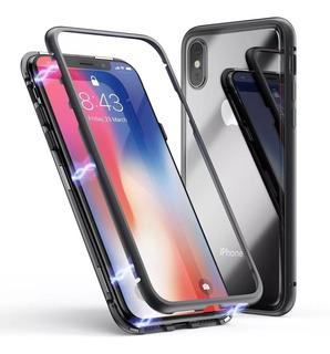 Case Protetora Strong Magnética Premium - Celular iPhone 10